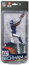 McFarlane NFL Series 37 Odell Beckham Jr. - New York Giants blue jersey rookie