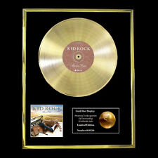 KID ROCK BORN FREE CD GOLD DISC LP FREE P+P!