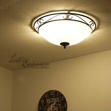 Große Deckenleuchte im Landhaus Stil Deckenlampe 3xE27 3723 NEU Lampe Leuchte