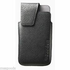 BlackBerry Z10 Leather Swivel Holster Case - Fits iPhone 5, 5S! Free shipping!!