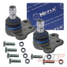2X MEYLE BALL JOINT FRONT OPEL VAUXHALL ASTRA MK 4 G 5 H VECTRA 1 B OMEGA B