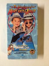 Adventures of Mary-Kate & Ashley, The - The Case of the Sea World Adventure VHS