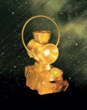 YELLOW LANTERN 1:4 SCALE POWER BATTERY AND RING