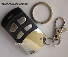 HORMANN / MARANTEC Remote Control Key Fob 50 commercio Pack matrici 868MHZ