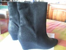 Sandwich Size 6 Leather Boots Brand New in Box in Perfect Condition £120 New