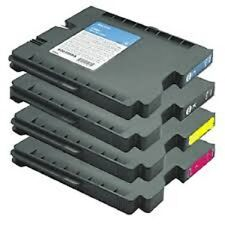 RICOH SG2100N/SG3100SNw/SG3110DN COMPATIBLE 4 INK GEL PACK(GC41) MIX THE COLOURS