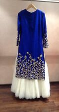 Indian Stylish Designer Bollywood Party Anarkali Salwar Suit Dress Women Ladies