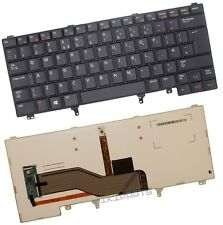 NEW Dell Latitude E6420/E6430/ATG/E6430s UK ENGLISH Backlit Keyboard 052PX4