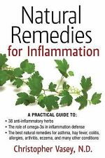 NEW - Natural Remedies for Inflammation by Vasey N.D., Christopher
