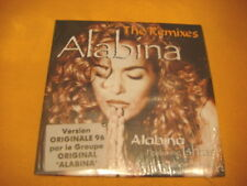 Cardsleeve Single CD ALABINA Alabina The Remixes 6TR 1996 downtempo