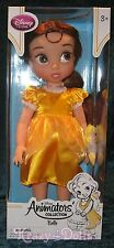 "Disney Animators' Collection 16"" Toddler Doll Princess Belle Series 3 New!"