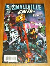 SMALLVILLE CHAOS #4 DC COMICS
