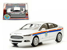 2013 FORD FUSION CITY OF NEW YORK SANITATION DEPART DSNY 1/43 GREENLIGHT 86053