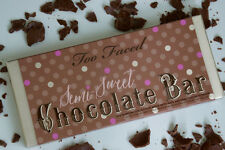 Too Faced Chocolate Bar SEMI-SWEET Eye Shadow Palette Collection - NEW IN BOX