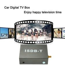 Car Mini TV Box ISDB-T Analog Signal Receiver TV for Car DVD Player Monitor R2Y9