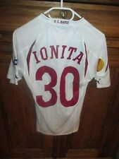 Rapid Bucharest matchworn Europa League shirt Alexandru Ionita 'collectors item'