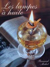 LIVRE : LAMPE à HUILE/OIL LAMPS/OLIE LAMP   GLAS/VERRE,KOPER/CUIVRE