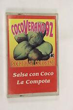 cocoverano 92 pochi y su cocoband (Audio Cassette)