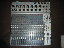 PHONIC MR2443 16 Channel Audio Studio Mixer AS-IS