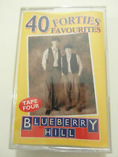 Blueberry Hill - 40 Forties Favourites - Album Cassette Tape, Used very good