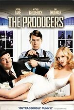 The Producers (DVD, 2006, Full Frame) Region 1 DVD, English & French Audio
