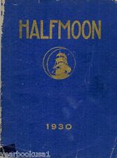 William S Hackett Junior High School Albany New York 1930 Yearbook Annual Middle