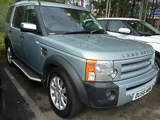 56 LAND ROVER DISCOVERY 3 TDV6 SE AUT,LEATHER,SAT NAV,H/SEATS,CLIMATE,LOVELY CAR
