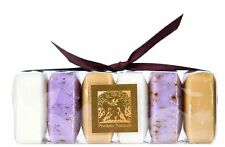 Pre de Provence GIFT PACK 6 pc. LUXURY SET Cello Wrap by EUROPEAN SOAPS  FRANCE