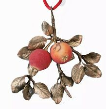 Crab Apple Ornament by Michael Michaud #OR9374AB