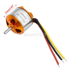 High Quality A2212 Brushless Outrunner Motor 2200KV for RC Quadcopter US
