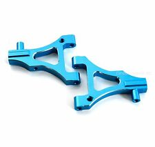 HSP 122019 Aluminum Front Lower Suspension Arms, Blue for XSTR Power