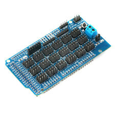 New Sensor Shield V2.0 Board For Arduino Mega2560 R3 ATmega16U2 ATMEL AVR AO