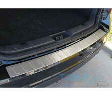 FIT FOR 11-14 FORD EDGE REAR BUMPER PROTECTOR STEP PANEL BOOT COVER SILL PLATE