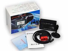 Universal Multi-function Diagnostic A301 Trip Computer with TPMS OBDII Doctor