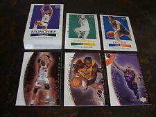 2002-03 Upper Deck Generations Basketball---Lot Of 35---No Dupes---See List