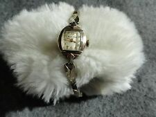 Vintage Bulova Wind Up Ladies Watch - Runs Slow
