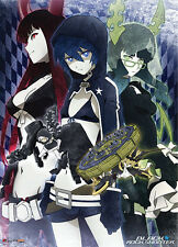 Black Rock Shooter Wall Scroll Anime Manga Cloth Poster NEW