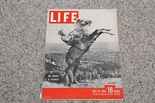 July 12, 1943  LIFE Magazine - Roy Rogers and Trigger