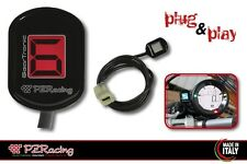 GT3100-T1 CONTAMARCE PLUG & PLAY TRIUMPH SPEED TRIPLE 1050 2005-2014 PZRACING