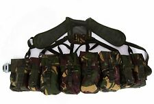 British Paratroop Airborne Webbing Harness in DPM by Dragon Supplies