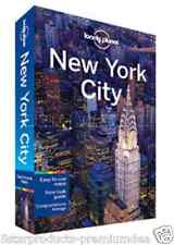 NEW LONELY PLANET NEW YORK CITY TRAVEL GUIDE BOOK MAPS CENTRAL PARK NY USA TOURS
