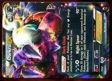 POKEMON BW5 DARK EXPLORERS HOLO N°  63/108 DARKRAI EX 180 HP