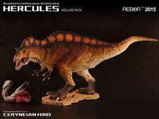 REBOR Acrocanthosaurus HERCULES 1:35 scale Dinosaur Deluxe pack Model Figurine