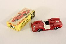 Dinky Toys 204, Ferrari 312 P, Mint in Box                   #ab668