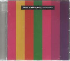 Pet Shop Boys - Introspective  - CD (1988)  Ex Condition