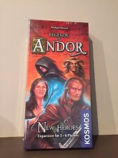 Kosmos Boardgame Legends of Andor - New Heroes Expansion for 5-6 Players Sealed