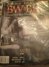 BRAVE WORDS & BLOODY KNUCKLES MAGAZINE #94 2006 NEW + CD - Kataklysm in flames