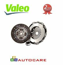 VALEO - NEW 3 PIECE CLUTCH KIT CITROEN C2 1.4/1.6 16v