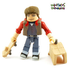 Back to the Future Minimates 25th Anniversary Marty McFly