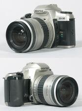 PENTAX ZX-30 W/ HOTSHOE COVER+28-80MM LENS